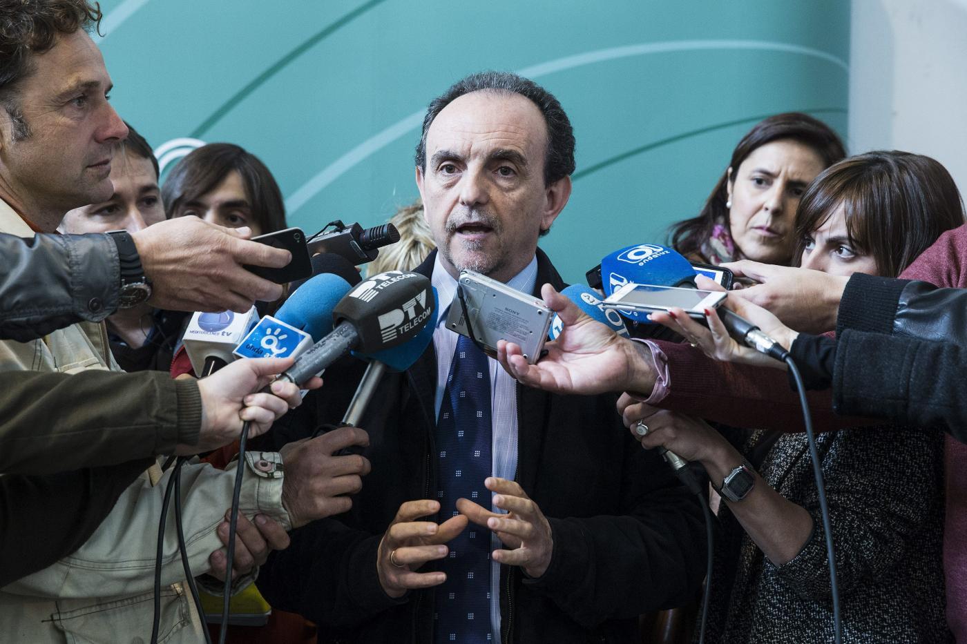 Rafael Rodríguez, consejero de Turismo y Comercio // EFE